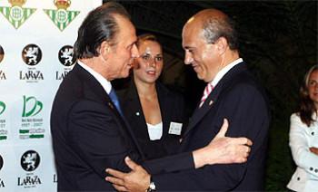 Manuel Ruiz de Lopera y José María del Nido