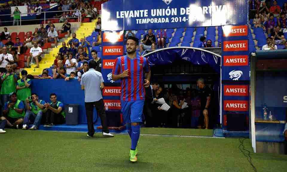 Presentación Rubén Levante