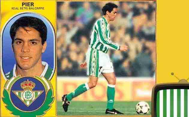 Pier Luigi Cherubino, exjugador del Real Betis Balompié