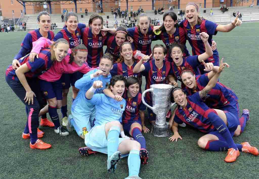 El Barça y su cuarta Liga