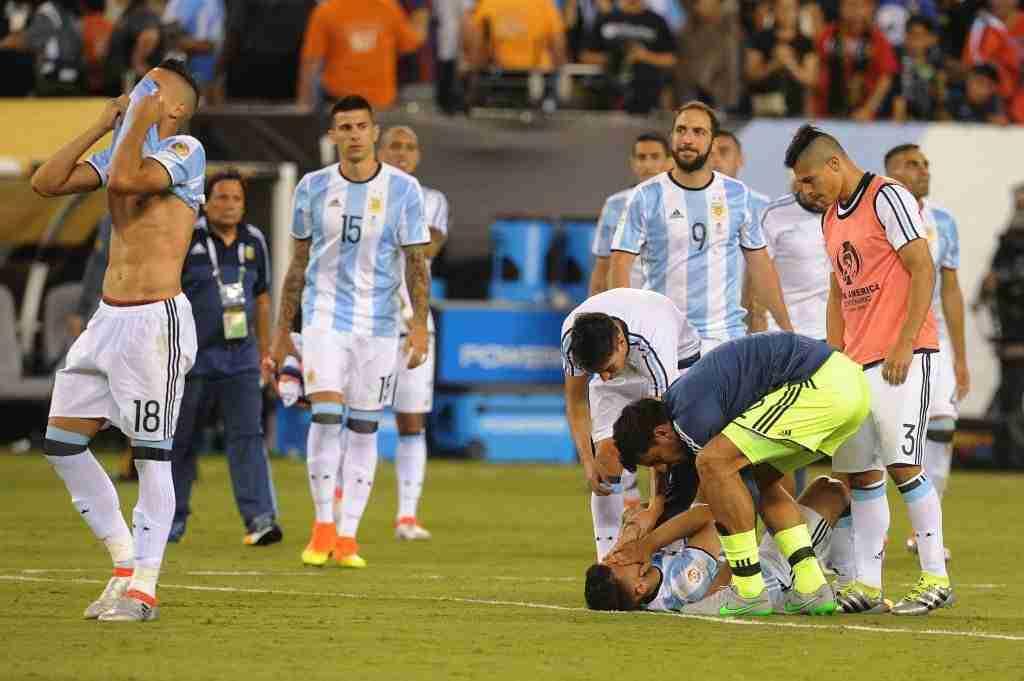 Argentina, desolada