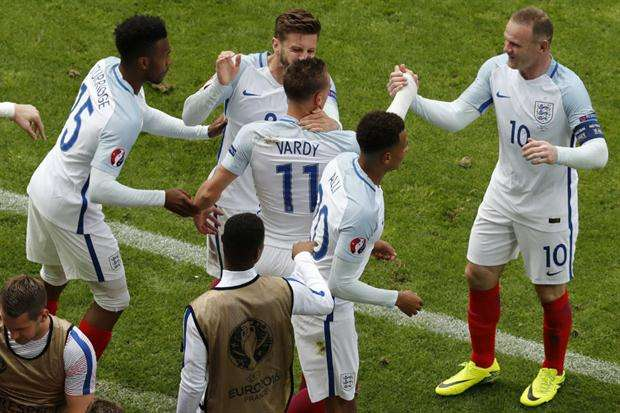 Inglaterra Euro Francia