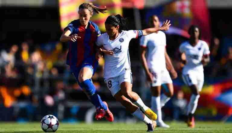 Barça y PSG se juegan el pase a la final (Getty Images)