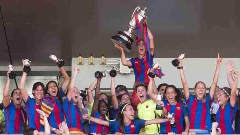 Barça Copa de la Reina