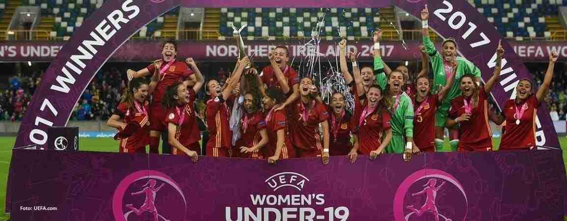 España campeona Europa sub-19