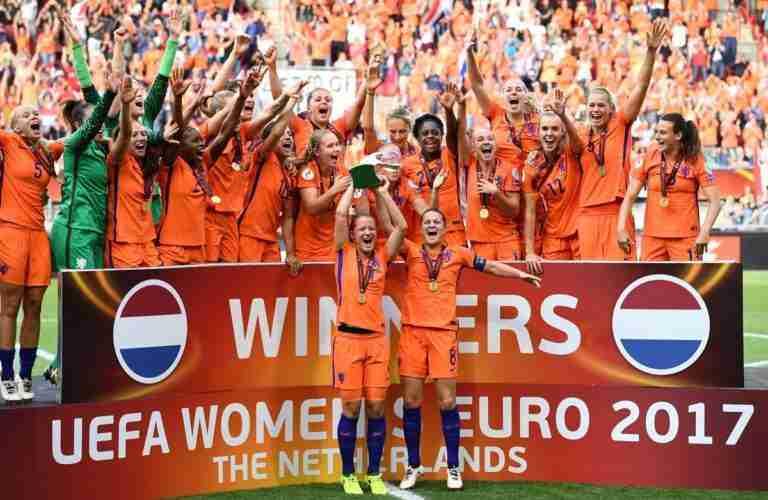 Holanda campeona Eurcopa