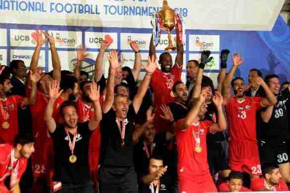 Bangabandhu Gold Cup ganadores 2018