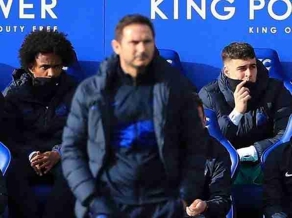 Kepa banquillo Lampard