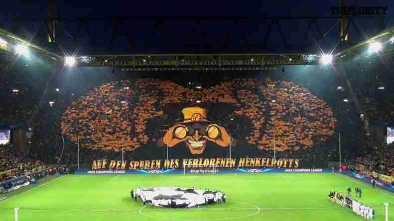 Volverán a llenarse las gradas de los clubes clásicos como el Borussia Dortmund