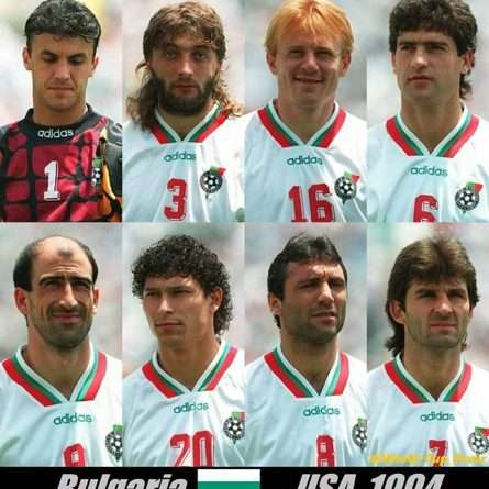 Bulgaria Mundial 1994
