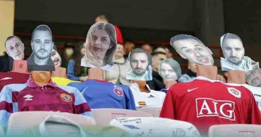 aficionados virtuales liga bielorrusa Covid-19
