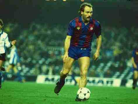 Ramón Calderé FC Barcelona