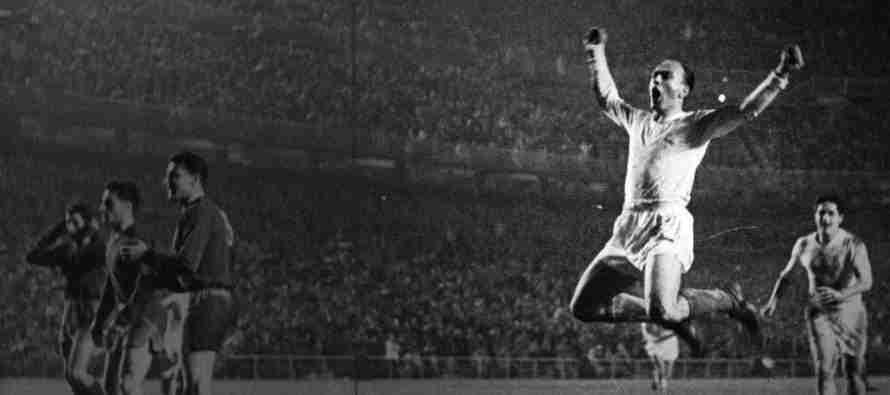 Alfredo Di Stéfano acabó fichando por el Real Madrid