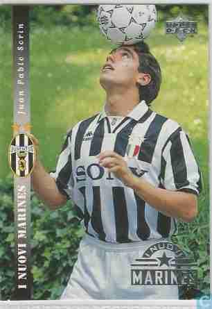 Cromo Sorín Juventus