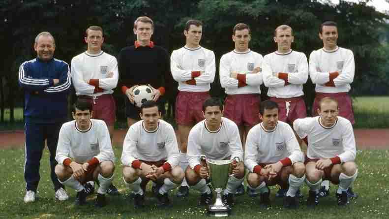 Bayern de Munich campeón de la Recopa de 1967