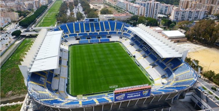 Estadio del Málaga