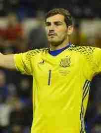 Casillas brazos abiertos España