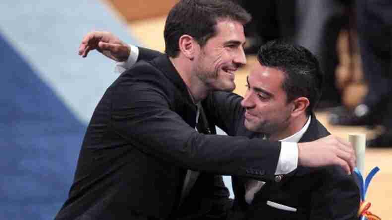 Casillas Xavi premio Príncipe de Asturias