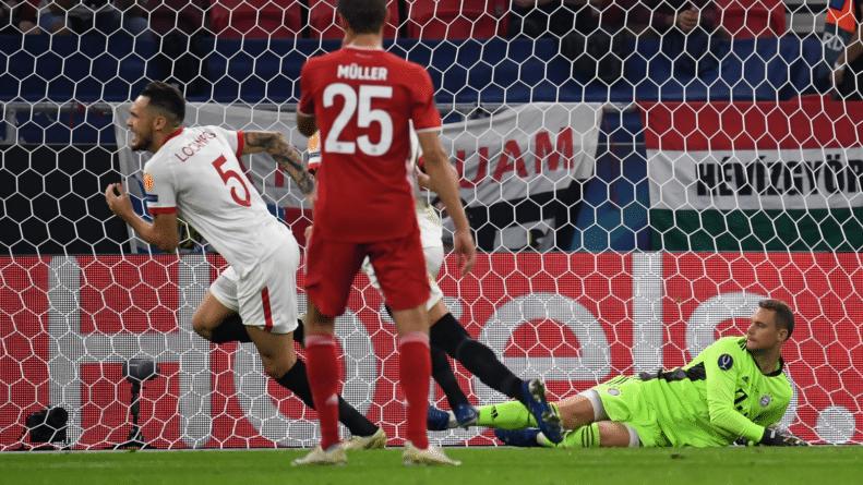 Ocampos gol penalti Bayern