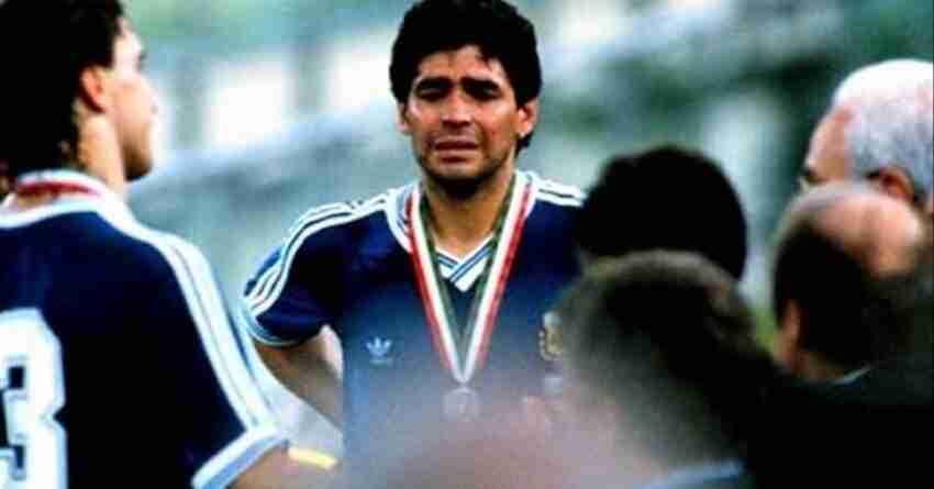 Final Mundial Italia 90