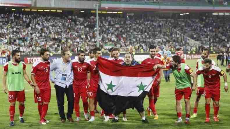 Siria hazaña mundial 2018
