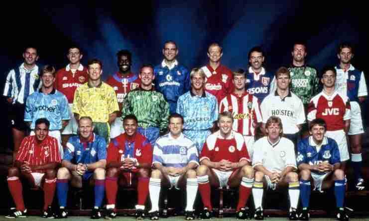 La Premier League tal y como la conocemos hoy fue fundada en  la temporada 1992/93.