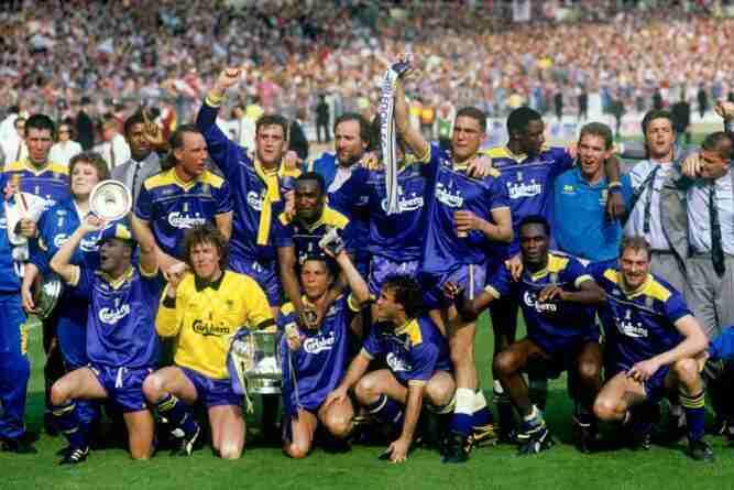 The Crazy Gang logró muy buenos resultados en la Liga inglesa e incluso ganaron la FA Cup en 1988.