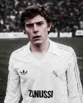 Emilio Butragueño joven Real Madrid