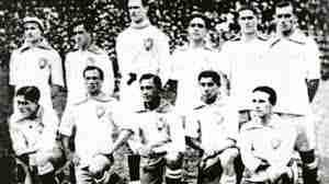 Equipo con el que Brasil disputó la final del Torneo Sudamericano, actual Copa América, de 1919.