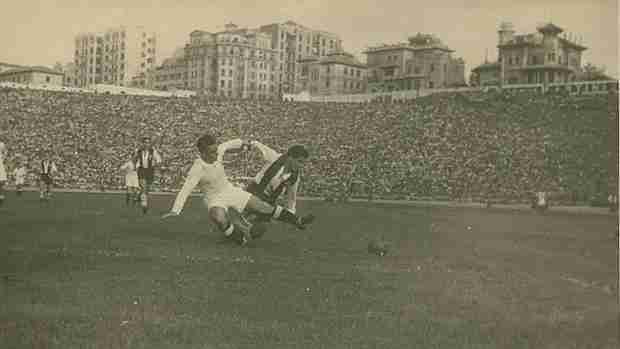 Real Madrid Alcoyano años 50