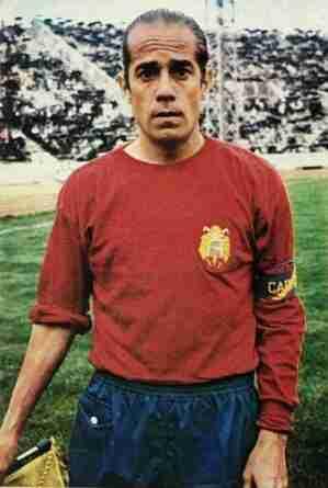 Luis Suárez, único Balón de Oro nacional, sin duda uno de los mejores futbolistas españoles de la historia
