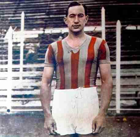 Isidro Lángara San Lorenzo