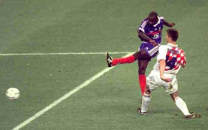 A punto estuvo Croacia de dar la campanada en las semifinales del Mundial de Francia de 1998