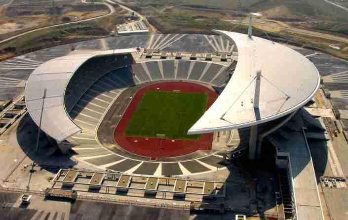 Atatürk Olimpiyat Stadyumu estadio de Estambul
