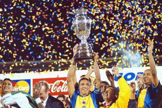 colombia campeona copa america
