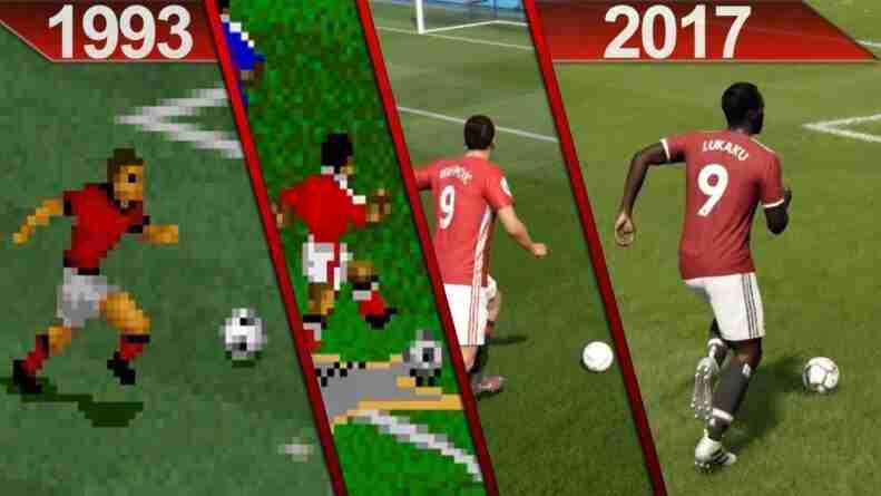 Evolución FIFA
