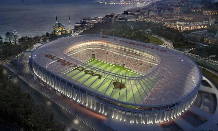 Vodafone Park Estambul