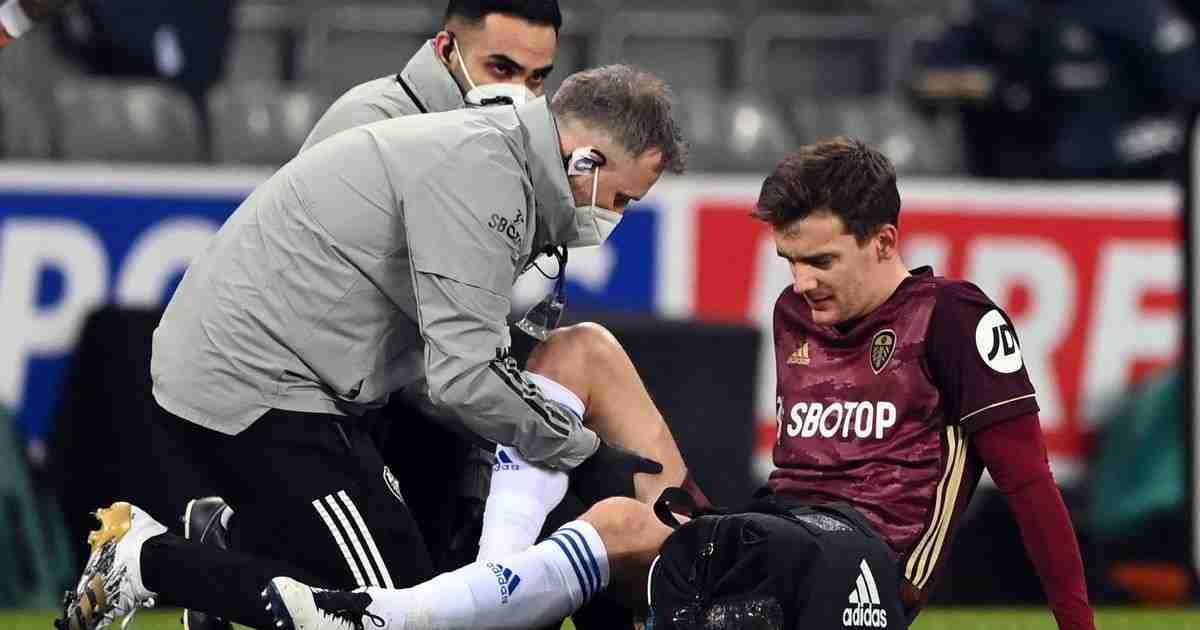 Diego Llorente lesionado