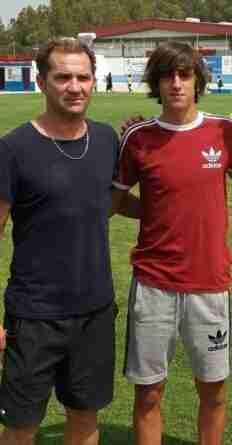 Manolo Quintero y Bryan Gil