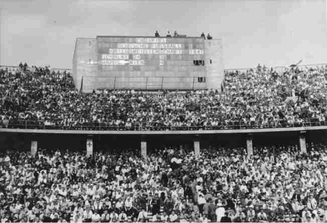 público Olympiastadion