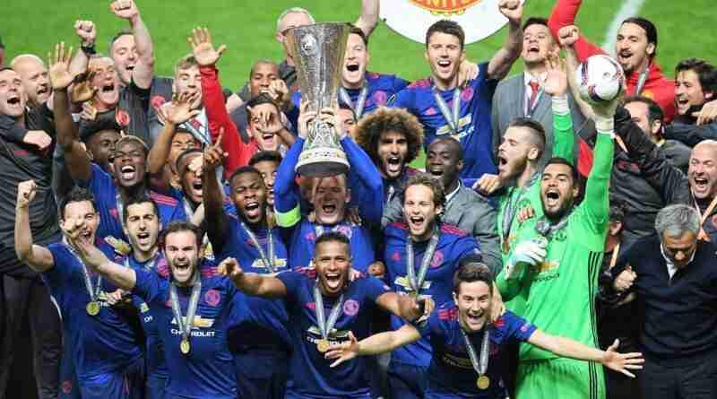 Manchester United campeón Europa League 2016-17