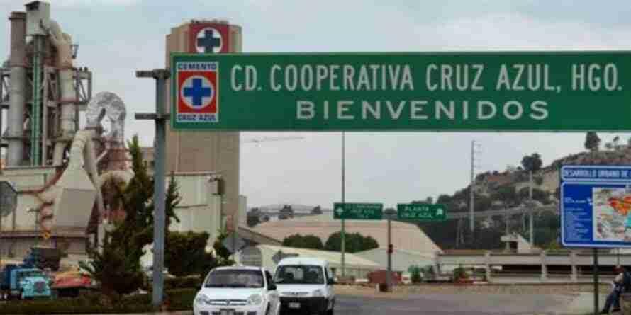 Cartel Cooperativa Cruz Azul