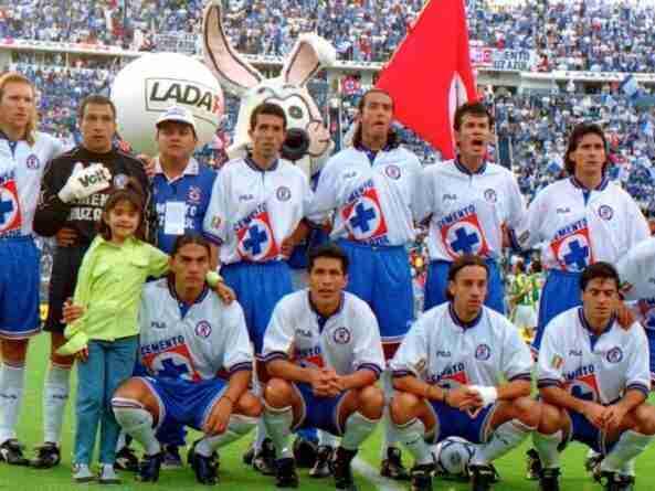 Once Cruza Azul 1997