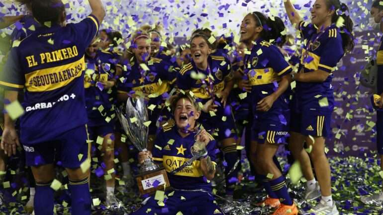 fútbol femenino latinoamerica